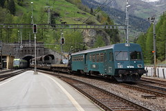 2014-05-12, BLS, Goppenstein (Fototak) Tags: train switzerland eisenbahn railway treno valais ltschberg 957