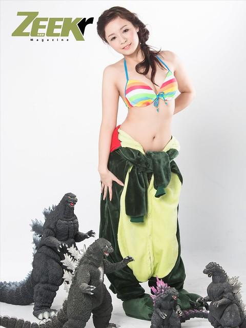 ZEEK Girl-恐龍戰隊5