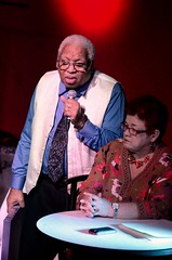 Ellis Marsalis at the OffBeat Magazine Best of the Beat Awards, Generations Hall, January 22, 2015
