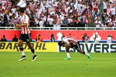 mexico goal stadium soccer guadalajara jalisco estadio uno pumas unam ...