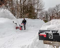 Boston Snow, Again (Southern New England Photography) Tags: winter usa snow boston america canon unitedstates massachusetts newengland northamerica snowing blizzard foxboro canonef24105mmf4lisusm eos70d