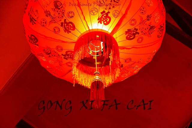 Chinese New Year lantern.
