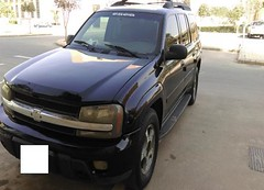 Chevrolet - TrailBlazer - 2006  (saudi-top-cars) Tags: