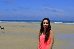Galicia (Sonisons) Tags: travel viaje sea summer sun verde sol beach beautiful azul happy mar happiness playa arena galicia verano felicidad olas happ