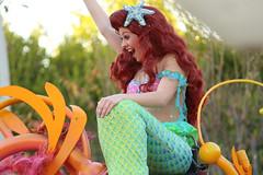 Mickey's Soundsational Parade (jodykatin) Tags: ariel disneyland thelittlemermaid soundsational mickeyssoundsationalparade