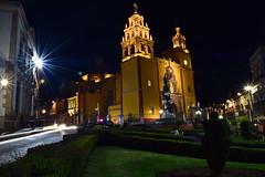 La basilica de Guanajuato (Cuernavaca, Morelos Mexico) Tags: plaza mexico calle nikon basilica centro catedral iglesia unesco guanajuato curch callejon humanidad patrimonio historico bajio d5300