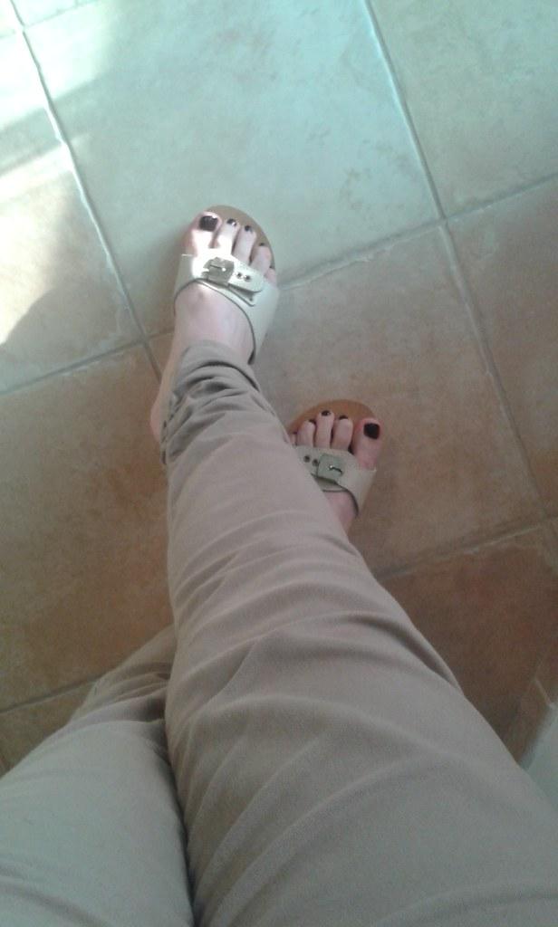 Gorgeous feet fetish join