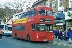 London Traveller GOG 235W (Sparegang) Tags: watford mcwmetrobus londontravellergog235w gog325w westmidlands3235 londontaveller