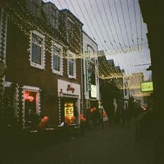 25080014 (thismaudlincareer) Tags: street city lights glasgow mini diana lane westend ashtonlane muted dianamini