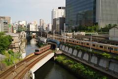 From Hijiri-bashi bridge (shui.sa) Tags: 35mm tokyo pentax takumar akihabara smc ochanomizu k1 2016 f20 smct