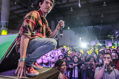 No me revientes (Mr. Adriian) Tags: wtc concertphotography lenovo 2016 cdmx youtubers youthering