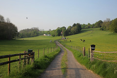 North Down Farm (Adam Swaine) Tags: uk england english rural canon countryside kent britain farms paths northdowns valleys counties 2016 swaine stourvalley