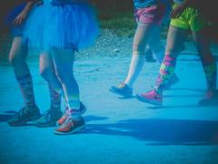 Colourful Socks (ildikoannable) Tags: blue colour socks