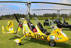 G-YROX (GH@BHD) Tags: aircraft aviation gyro gyrocopter mt03 gyrox rotorsportuk carrickmoreairfield