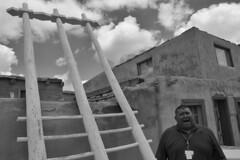 Haak'u... (Tomoius) Tags: street urban bw usa newmexico weird desert candid indian pueblo documentary nativeamerican human straight reservation acomapueblo haaku fujinonxf1855mmf284 tomaspetkus fujifilmxpro2