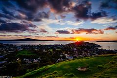 Good Morning! (Mr F Ding) Tags: longexposure newzealand sunrise nikon auckland northshore rangitotoisland 1224f4 vsco