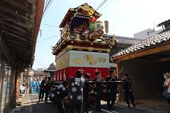 Float parade (Teruhide Tomori) Tags: people festival japan event  float  gifu ogaki  ogakifestival importantintangiblefolkculturalproperties