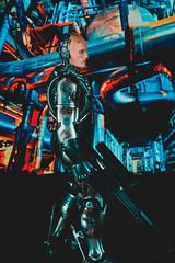 ROBOCOP + ALEX MURPHY BATTLE DAMAGE / Hot Toys 1/6 (FabianoScanc) Tags: man film alex movie paul toys justice oscar 1987 machine police ironman cop cult 16 powerplant marvel robocop murphy robo ed209 ocp peterweller 80´s onesixthscale hottoys verhoeven dcuniverse colllectors