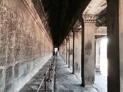 Angkor Wat (cattan2011) Tags: travel building ancient cambodia arches angkorwat traveltuesday