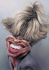Tina Turner (mike catalonian) Tags: female artist singer caricature tinaturner