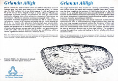 Grianan Ailligh (ghostwheel_in_shadow) Tags: ireland sign europe eire donegal connaught republicofireland griananailligh griannailigh mediaandcommunications