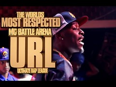 HITMAN HOLLA IS TOP 5 GREATEST OF ALL TIME SMACK/URL... (battledomination) Tags: t one is big freestyle king all ultimate 5 top pat domination clips battle dot charlie hiphop greatest rap lush smack trex league stay mook rapping murda battles rone the conceited holla charron saurus time arsonal kotd of dizaster filmon battledomination smackurl hitman
