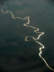 winding river (kexi) Tags: vertical river shiny water aerial may 2015 samsung wb690 winding diagonal instantfave