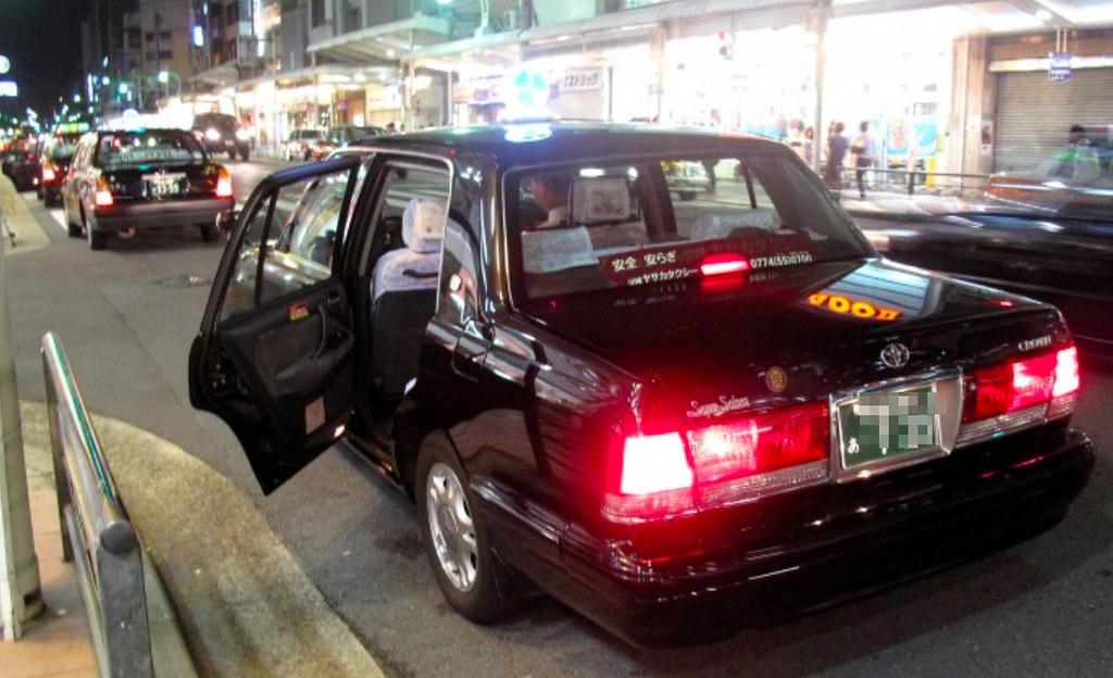 cửa taxi tự động