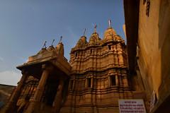 (Rick Elkins Trip Photos) Tags: india building temple worship religion jain jaisalmer rajasthan