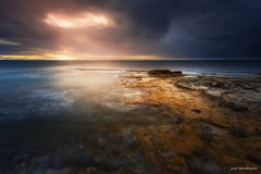 Sunrise (Jose HL) Tags: sea seascape sunrise mar mediterraneo alicante amanecer rocas josehernandez cabocervera