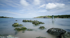 Cemaes Bay (boamatthew) Tags: lighthouse seascape wales bulb landscape nikon tokina f28 hauntedhouse gwynedd anglesey cemaesbay 10stop nd1000 1116mm d7000