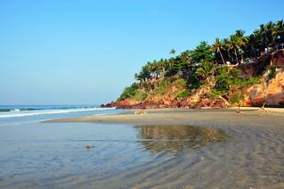 India - Kerala - Varkala - Beach - 64