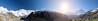 Annapurna in all it's morning glory (Nemanja Jovanovic) Tags: camp mountain nikon d750 peek abc tamron base annapurna 2470mm himal nemanja