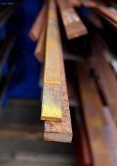 Rusty Crust (Eddy Allart) Tags: metal iron roest ijzer