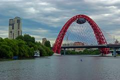 / Zhivopisnyi bridge (arthur_streltsov) Tags: coloursinourworld colorsinourworld