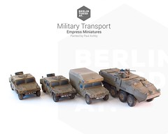 Military Transport / Empress Miniatures (berlintuesday) Tags: painting miniatures painted military transport models vehicles empress resin humvee tabletop wargames humvees wargaming