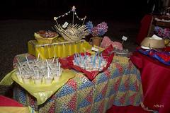 Festa Julina (mnicanakiri) Tags: decorao julina festa arrai fogueira bambu cores mesas toalhas doces salgados comida chcara tpica roupas chapu caipira bebida copos pratos cadeiras convidados