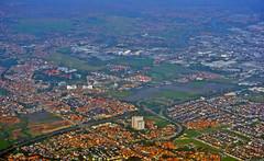 Universitas Telkom (BxHxTxCx) Tags: city aerialview bandung kota fotoudara