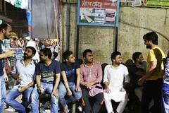 Girls Are The Biggest Presence Here (Mayank Austen Soofi) Tags: girls boys tea delhi here presence chai biggest walla the hosue are batla