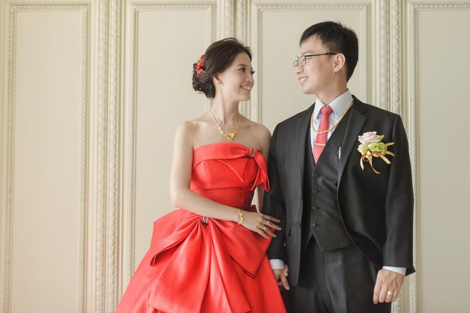 婚禮攝影-台南情定婚宴城堡永康館-29