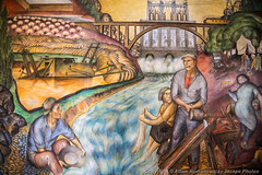 California Industrial Scenes Mural in Coit Tower (3scapePhotos) Tags: sanfrancisco california city travel urban plants usa plant west tower history industry tourism architecture modern bar america painting gold coast office workers mural san francisco downtown industrial unitedstates dam contemporary labor garage famous scenic cities wallart landmark historic livingroom lobby coastal coittower artdeco ethnic panning westcoast interiordesign fresco coit scenics hydroelectric pioneerpark destinations mancave 3scapephotos
