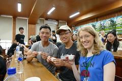 P1000420 (isobelannan) Tags: reading book yum tea ceremony class ntu greentea mammals oolong formosantea
