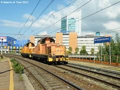 D145 2058 + 2061 (Di Trani Roberto) Tags: cargo genova fs trenitalia sampierdarena 2061 2058 d145 genova06082012