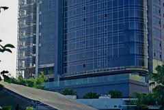 Rascacielos en construccin, Santo Domingo (Carlos Durn Photography/CAD) Tags: city blue azul edificios torre ciudad construccion urbano hd cristal moderno departamento rd republicadominicana santodomingo urbanizacion carlosduran haltadefinicion