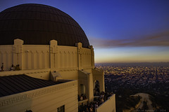 Griffith Observatory (julesnene) Tags: california park travel sunset us losangeles unitedstates observatory astronomy griffithpark griffithobservatory griffith mounthollywood julesnene juliasumangil canon7dmarkii canon7dmark2
