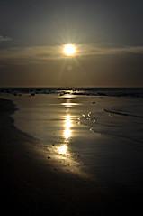 DSC_0017 Shining Sundown (tsuping.liu) Tags: outdoor ocean nature naturesfinest natureselegantshots sunset sky sea shore seaside serene landscape lighting sun sand skyline
