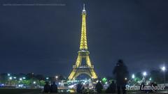 Eiffel Tower (Stefan Lambauer) Tags: city cidade paris france tower brasil europa torre br eiffeltower frana eiffel toureiffel bahia salvador montparnassetower 2015 jardinsdutrocadero stefanlambauer
