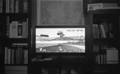 (Max Miedinger) Tags: leica portrait blackandwhite bw film analog blackwhite minolta nintendo 110 mario bn 64 iso 1600 epson sw 40mm 18 hc m6 bianconero min biancoenero analogica kant leicam6 orwo pellicola v700 rullino un74