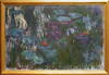 Claude Monet - Water Lilies (ahisgett) Tags: new york art museum metropolitian met impressionism impressionist