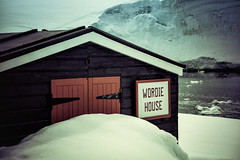 Wordie House (Baron Reznik) Tags: horse snow ice nature horizontal antarctica structure historic adventure explore horseshoe polar exploration 自然 雪 protected 자연 winterisland 冰 equidae colorimage 눈 hsm polarregion equid 얼음 canon24105mmf4lis 極地 builtstructure 남극 argentineislands 모험 탐험 wilhelmarchipelago 말과 frigidzone 南极洲 马科 马蹄铁 극지 威廉群島 阿根廷群島 antarcticprotectedarea historicsiteormonument 편자 溫特島